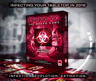 《瘟疫公司》将推出桌游版