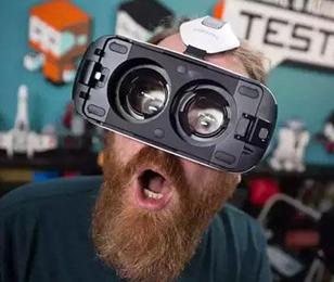 VR消费者兴趣排行